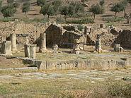Temple Apollon Bulla regia