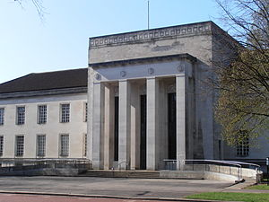 Temple of Peace and Health - Image: Temple of Peace and Health, Cardiff