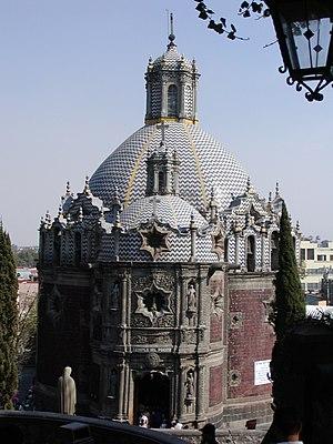 Francisco Antonio de Guerrero y Torres - El Pocito chapel