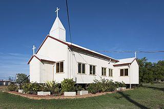 Church of Christ the King, Tennant Creek