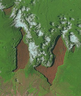 Eastern Tepuis