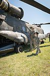 Texas Military Forces honors cancer fighter at honorary enlistment ceremony 150327-Z-FG822-036.jpg