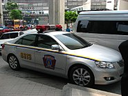 Thailand Police Highway Patrol Toyota Camry VVTi - Flickr - Highway Patrol Images 2