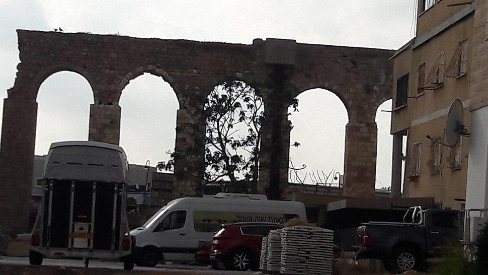 The Aquaduct in Mazra'a