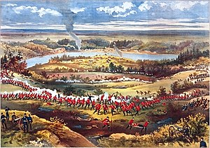 Saskatchewan - The Battle of Batoche, 1885