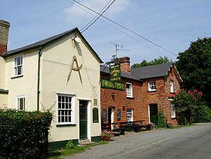 Littley Green - The Compasses Inn