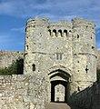The Gatehouse, Carisbrooke Castle - geograph.org.uk - 1500967.jpg