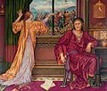 The Gilded Cage, by Evelyn De Morgan.jpg