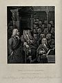 The House of Commons in Sir Robert Walpole's administration. Wellcome V0049272.jpg
