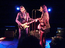 The Kills at Lille Vega, Copenhagen.jpg