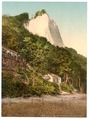 The Konigsstuhl, with fisher huts, Stubbenkammer, Isle of Rugen, Germany-LCCN2002720549.tif