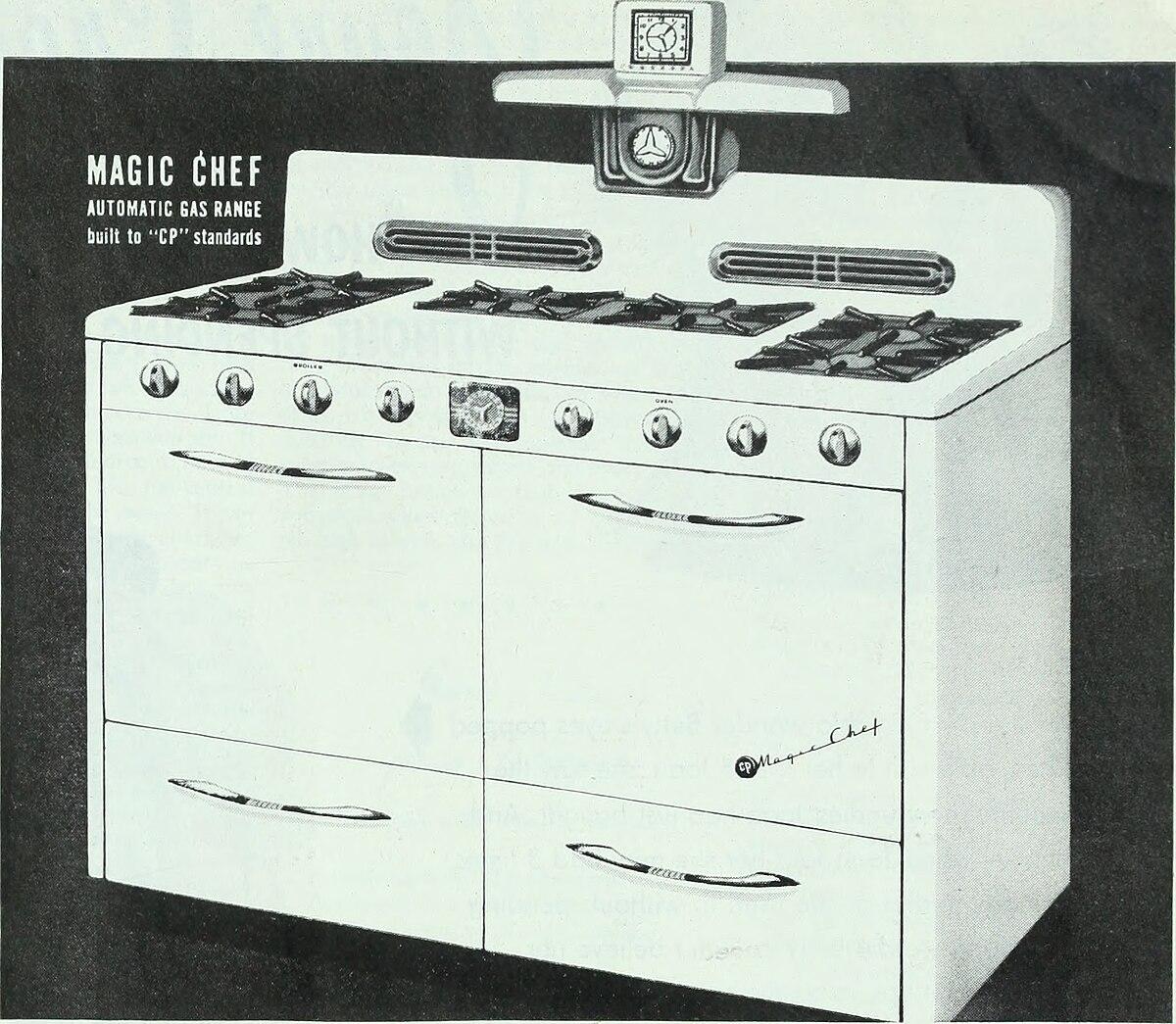 Chef Kitchen Appliances: Magic Chef