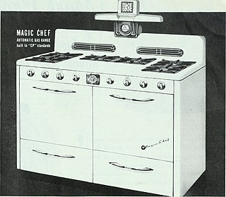 Magic Chef an appliance brand currently owned by CNA International Inc.