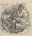 The Man of Sorrows Mocked by a Soldier, Frontispiece to the Great Passion MET DP215648.jpg