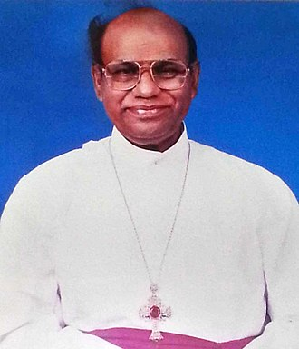 Trichy-Tanjore Diocese of the Church of South India - The Right Rev. Dr. R. Paulraj