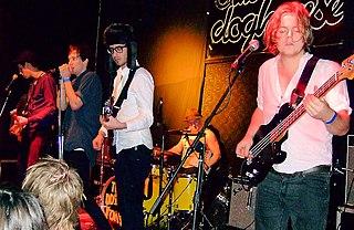 The Paddingtons band