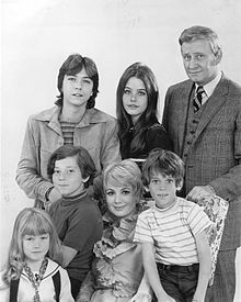 Description de l'image The Partridge Family Cast 1970 No 3.jpg.