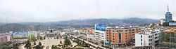 The Skyline of Jinding Town,Lanping County.jpg