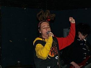 Ari Up - Ari Up in 2008.