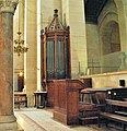 The Small Organ Of The Church Saint-Pierre-de-Montrouge, Paris April 2014.jpg