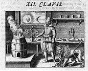 The Twelfth Key of Basil Valentine. Wellcome M0012405.jpg