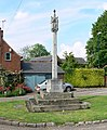 The War Memorial, Houghton on the Hill - geograph.org.uk - 456085.jpg