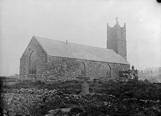 The church, Nefyn