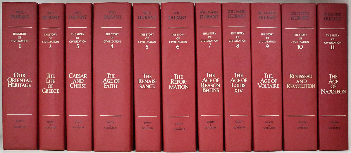 The Story Of Civilization Wikipedia