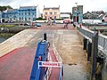 The ferry landing stage at Portaferry (geograph 4101481).jpg