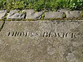 The head of the grave of Thomas Bewick - geograph.org.uk - 1051457.jpg