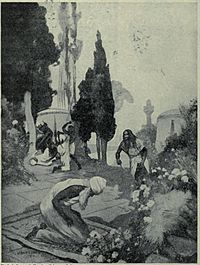 200px The Murder Of Muhammad Ghori%2C A.D. 1206
