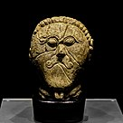 The stone head of a Celt.jpg