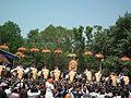 Thiruvambadi varav during Thrissur Pooram 2013 7311.JPG