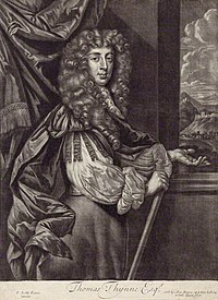 Thomas Thynne (died 1682)