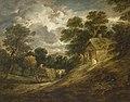 Thomas Gainsborough (1727-1788) - Landscape with a Cottage and a Cart - 1953P27 - Birmingham Museums Trust.jpg