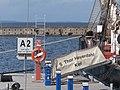 Thor Heyerdahl Gangway Lennusadam Tallinn 2 August 2017.jpg