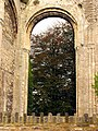 Through the Abbey Arch, Malmesbury - geograph.org.uk - 70027.jpg