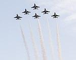 Thunderbirds perform flyover at Super Bowl LI (3148721) (cropped1).jpg