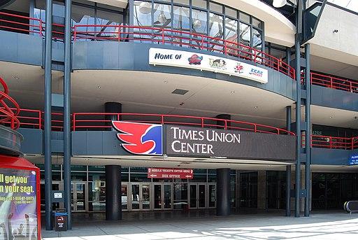 Times Union Center Atrium