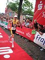 Timo Bracht Ironman Frankfurt 2007 nach 2 Wechsel.jpg