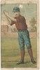 Tip O'Neill, St. Louis Browns, baseball card portrait LCCN2007680715.tif