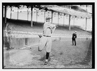 Tom Long (outfielder) - Tom Long in 1915