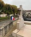 Tombe de la famille de Gaulle (octobre 2020) - 2.jpg
