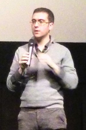 Tomm Moore - Moore presenting Song of the Sea in December 2014