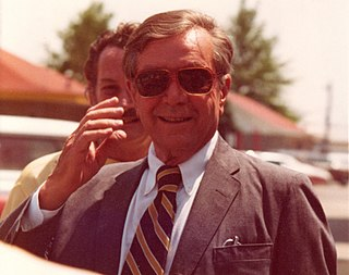 Tony Hulman Businessman, philanthropist, Auto racing executive
