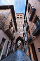 Torre de la iglesia del Salvador, Teruel, España, 2014-01-10, DD 75.JPG
