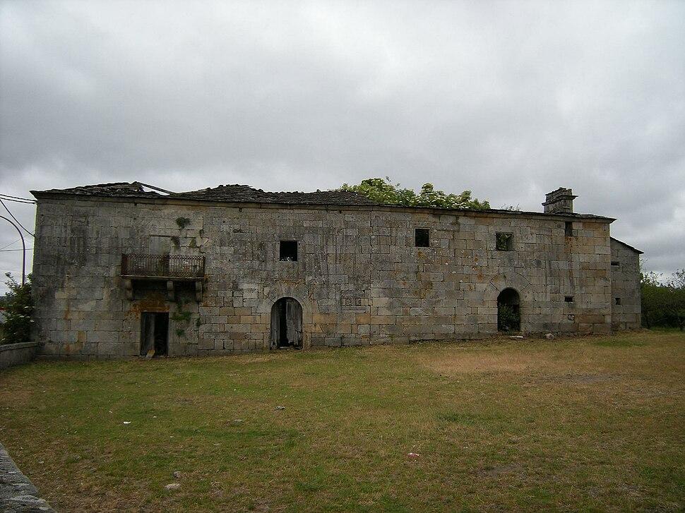 Torre e pazo de Friol