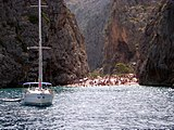 Torrente de Pareis from boat 02.jpg