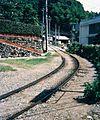 Tosa Electric Railway Ino Depot Line 1998.jpg