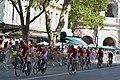 Tour d'Espagne - stage 1 - entrainement Cofidis.jpg